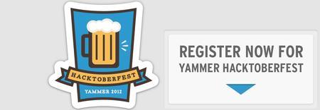 Yammer Hacktoberfest 2012