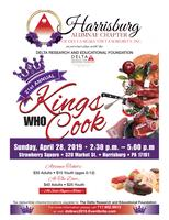 Delta Sigma Theta  21st Annual Kings Who Cook!