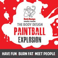 The Body Design Paintball Explosion