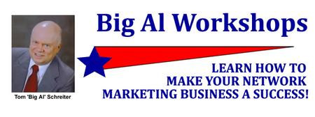 Big Al Workshop - Chicago area