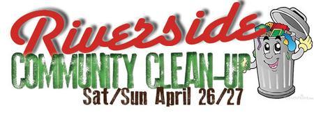 Riverside Community Clean-up
