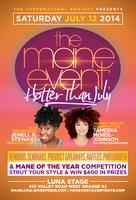 The Mane Event: Hotter than July! 7/12/14