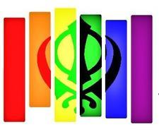 Sarbat LGBT Sikhs logo