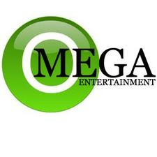 OMEGA ENTERTAINMENT logo