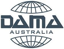 DAMA Australia logo