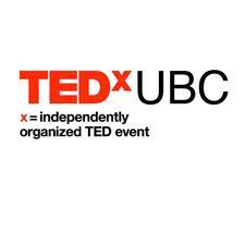 TEDxUBC  logo