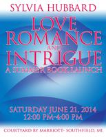 Love, Romance & Intrigue... Book Launch Event...
