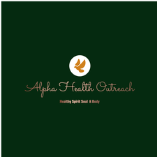 Alpha Health Outreach  logo