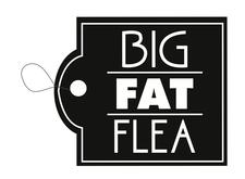 The Big Fat Flea logo