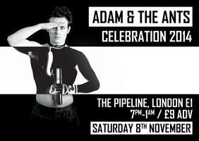 Adam & the Ants Celebration & Convention 2014