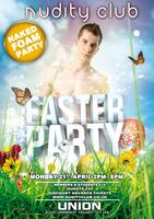 The Big Naked Easter Foam Party