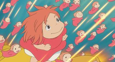 Film & Swim - Family Screening - Ponyo (U Certificate)