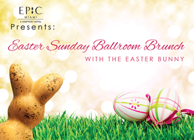 Easter Sunday Ballroom Brunch