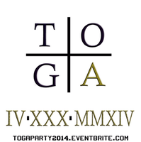 """T-12 ENT. PRESENTS """"THE TOGA PARTY"""""""
