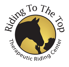 Riding To The Top Therapeutic Riding Center logo