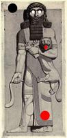 Global Curiosities: Babylonia - Art Macabre Death...