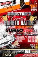 Houston Barber Battle 2014 & After Party