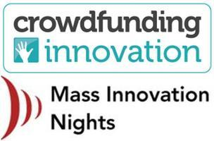 Crowdfunding Innovation Launch Party - a Mass Innovation...