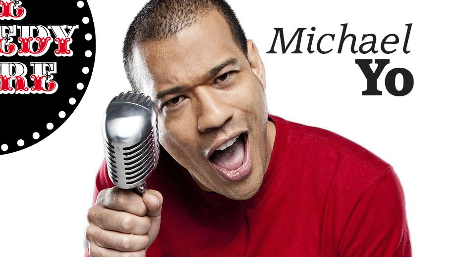 Michael Yo - Saturday - 7:30pm