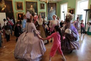 Handel in the Ballroom: A Talk and Dance workshop