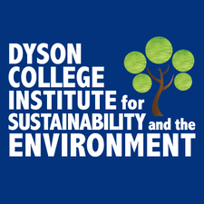 Dyson College Institute for Sustainability and the Environment at Pace University logo
