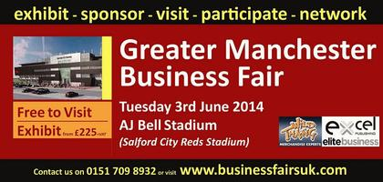 Greater Manchester Business Fair 2014