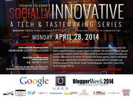 Socially Innovative: Google Glass Preview & Tech Mixer