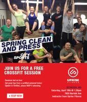 Bethesda: CrossFit Indoors