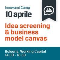 INNOVAMI CAMP - Idea screening and business model