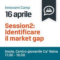 INNOVAMI CAMP - Identificare il market gap