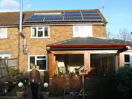 Green Surrey Green Home