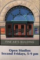 Fine Arts Building Second Fridays Open Studios