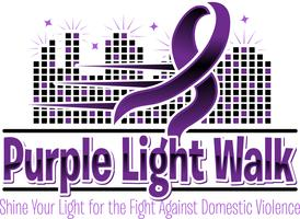Purple Light Walk: Shine Your Light for the Fight...