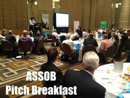 Brisbane 20 March 2013 ASSOB Pitch Breakfast