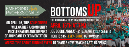 BottomsUP: The Administrator as Practitioner Challenge
