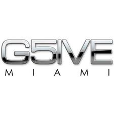 G5IVE MIAMI TRANSPORTATION SERVICE - G5IVE MIAMI logo
