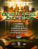 DRUM AND BREAKS presented by LABA @ KING KING - APRIL...