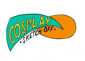 Cosplay Sketch-off!