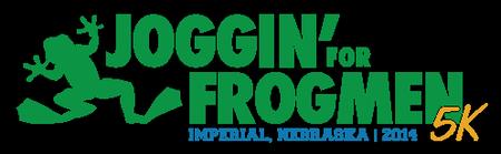 Joggin' for Frogmen Imperial, NE 2014 - Participant &...