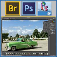 Adobe Photoshop CC for Photographers Level-1 with...