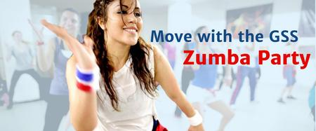 Move with the GSS- Zumba Party