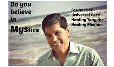 Tony The Healing Medium logo
