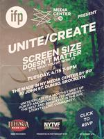 Unite/Create – Presented with IFP