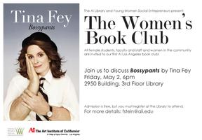 "The Women's Book Club: Discussing ""Bossypants"" by Tina..."