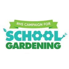 RHS Campaign for School Gardening logo