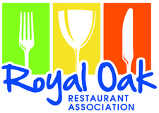 Royal Oak Restaurant Association logo