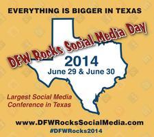 DFW Rocks Social Media 2014