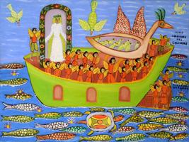 Teachers' Preview: Kafou: Haiti, Art and Vodou