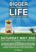 Gano Excel Bigger Than Life Event - FREE Guest...