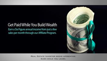 Become a Real Estate Investor - Learn While You Earn